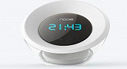 Nodis Lampada LED interni da tavolo Touch Orologio Sveglia NTSUNRISE