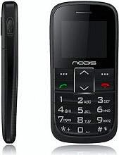 "Nodis Telefono cellulare Display 1,77"" Bluetooth GSM USB Basetta col Nero SN-03"