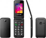Nodis SN-05 Black Telefono Cellulare Dual Sim GSM Bluetooth colore Nero ITA