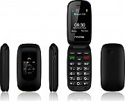 Nodis Comfort Telefono Cellulare GSM Tasto SOS Bluetooth - SN-09