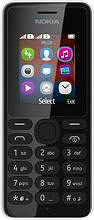 Nokia Telefono cellulare dual sim black 108