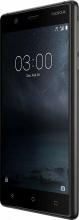 """Nokia 773614 3 (Tim) Smartphone 5"""" 16 GB Fotocamera 8 Mpx 4G Android Nero Matto"""