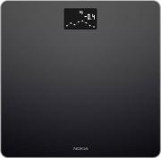 Nokia INW300 Bilancia Pesapersone Elettronico Wifi Bluetooth 8 Utenti Nero  Body
