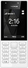 "Nokia N216DS 216 Cellulare Dual SIM Display 2.4"" GPRS GSM WAP Bluetooth"