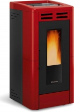 Nordica Extraflame ANASTASIA PLUS Stufa a Pellet 12 kW Canalizzabile 27 kg  BX