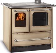 Nordica Extraflame SOVRANA EASY EVo Cucina a Legna con Forno 6.5 kW Ghisa 96x64