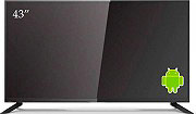 Nordmende ND43S3000H SMART TV 43 Pollici Televisore LED Full HD Android Wifi  ITA