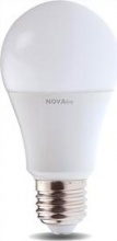 Nova Line G100F Lampadina LED Attacco E27 colore 6500 K Potenza 15 watt