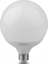 Nova Line GL110N Lampadina LED Attacco E27 colore 4000 K Potenza 18 watt