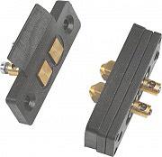 Nuova Feb YF6360 Coppia di contatti per serrature elettriche universali