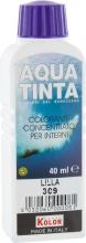 Nuovo Kolor AQUA 40-309 Aquatinta Per Interni ml 40 309 Lilla Pezzi 10