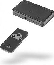 ONE FOR ALL SV 1630 Switch HDMI 3 porte ingresso 1 porta uscita Full HD 4K