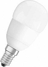 OSRAM 4052899911932 Lampadina led sfera classica 6W40 E14 luce calda