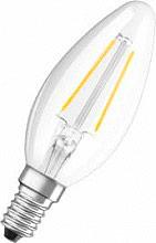 OSRAM lampadina oliva chiara led a filamento 2.00 W 23 W E14 Bianco Caldo 2700 K