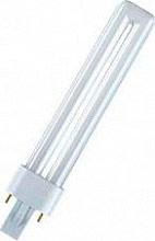 OSRAM Lampada fluorescente Dulux S 7W827 G23