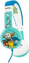 OTL PK0600 Cuffie Pokemon Alolan per bambini jack 3.5 mm