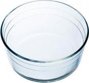 O cuisine 833BC001044 Stampo soufflè 21 cm Vetro temperato Trasparente