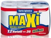 Oem 4I4012 Maxi Carta igienica Confezione Da 12Pz