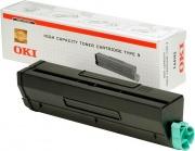 Oki 1101202 Toner Originale Laser colore Nero per modello B4300 - 0
