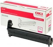 Oki 43449014 Drum Tamburo Originale colore Magenta per modello C8600