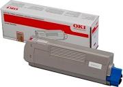 Oki 44315306 Toner Originale Laser colore Magenta