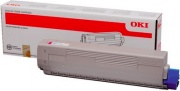 Oki 44844506 Toner Originale Laser colore Magenta