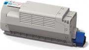 Oki 45396303 Toner Originale Laser colore Ciano per modello MC