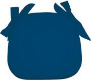 Olibò Cuscino 1901 Cuscino Sagomato con lacci Blu