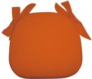 Olibò Cuscino lacci Arancio Cuscino Sagomato con lacci Arancio