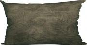 Olibò VIKY Cuscino Arredo 30x50 cm Flora 09 grigio
