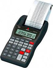 Olivetti Summa 301 Calcolatrice Scrivente 12 cifre adattatore AC e Batterie