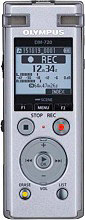 Olympus DM-720 Registratore vocale digitale Voice Recorder 4GB MP3 USB V414111SE0