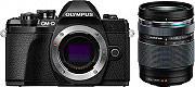 Olympus OM-D E-M10 Mark III Fotocamera Digitale Mirrorless 16 Mp  Black+ED 14-150