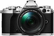 Olympus V207043SE000 Fotocamera Digitale Mirrorless 16 Obiettivo 14150 OM-D E-M5 Mark II S