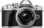 Olympus V207072SE000 Fotocamera Digitale Mirrorless 16 Obiettivo 14-42 OM-D E-M10 Mark III S
