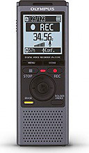 Olympus Registratore Vocale Digitale 2 Gb USB Col Nero - Serie Notetaker VN - VN-731PC