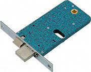 Omec 770F16 E03 Serratura Porta Alluminio da Infilare 16 mm Scatola 153x78 mm