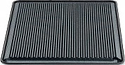 Ompagrill 4043 GHI Piastra ghisa barbecue Dimensioni 40x28 cm