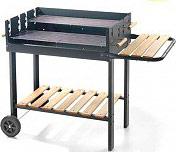 Ompagrill 73500 Barbacue carbonella BBQ carbone Griglia 70x22.5 cm  70-47 Eco