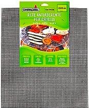 Ompagrill R4236 Rete tappetino antiaderente per griglia o piastra 42x36 cm