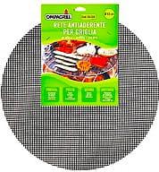 Ompagrill R4300 Rete tappetino antiaderente per griglia o piastra Ø 43 cm