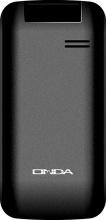 """Onda CL100 (Wind) - Telefono Cellulare 2.4"""" GSM 4Mb Slot MicroSD Nero"""
