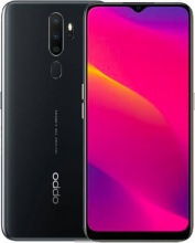 "Oppo A5 (2020) Smartphone Mirror Black 64GB display 6.5"" Android 9.0 Pie"