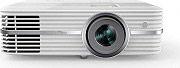 Optoma E1P0A15WE1Z1 Videoproiettore Luminosità 2400 ANSI lumen UHD40