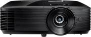 Optoma E1P1A1YBE1Z5 Videoproiettore HD Ready 3D DLP 3800 ANSI lumen USB  H116