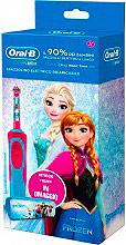 Oral-B 81633850 Spazzolino elettrico bambini Cordless Batteria + Astuccio  Frozen