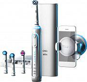 Oral-B Spazzolino elettrico Ricaricabile Rotante Oscillante 3D Genius 9000SWh
