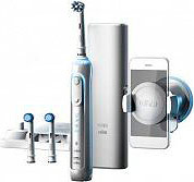 Oral-B Spazzolino elettrico Ricaricabile 3D Timer Bluetooth Genius Pro 8000