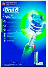 Oral-B Spazzolino Elettrico Oral B Ricaricabile con tecnologia TRIZONE 3000