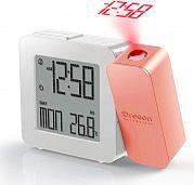 Oregon Scientific Orologio sveglia Proiezione ora Funzione snooze RM338P_P